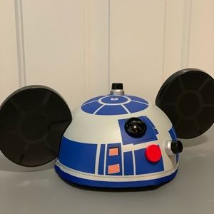 Star Wars R2D2 Mickey ears